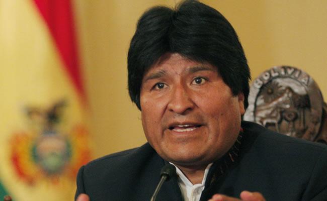 Resultado de imagen para EVO MORALES DESTACA PROMULGACIÓN DE PRIMERA CONSTITUCIÓN DE BOLIVIA