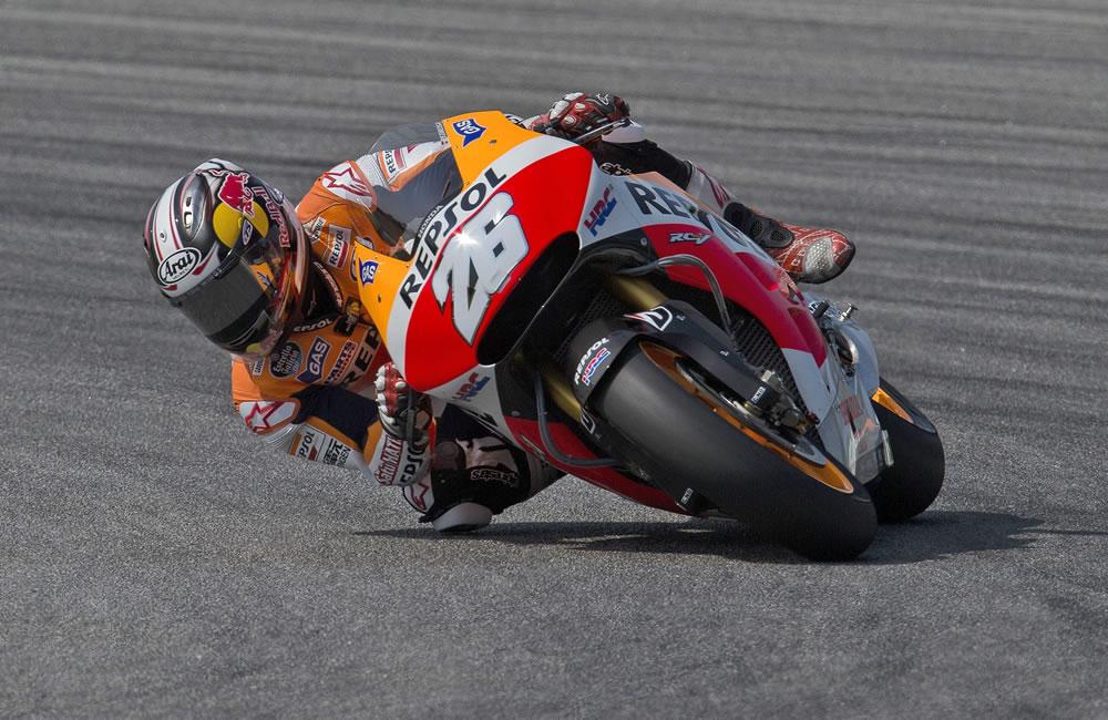 Dani Pedrosa busca su quinta victoria en el GP de Japón