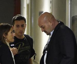"""El padre de Bianchi afirma que su hijo """"lucha como en un circuito"""""""