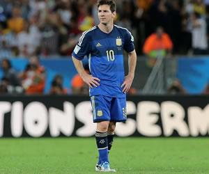 'El enfado por haber perdido la final del Mundial va a quedar siempre'