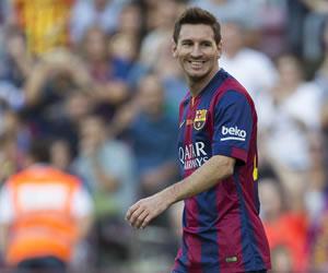 'Sería un poco raro parar el clásico por el récord de Messi'