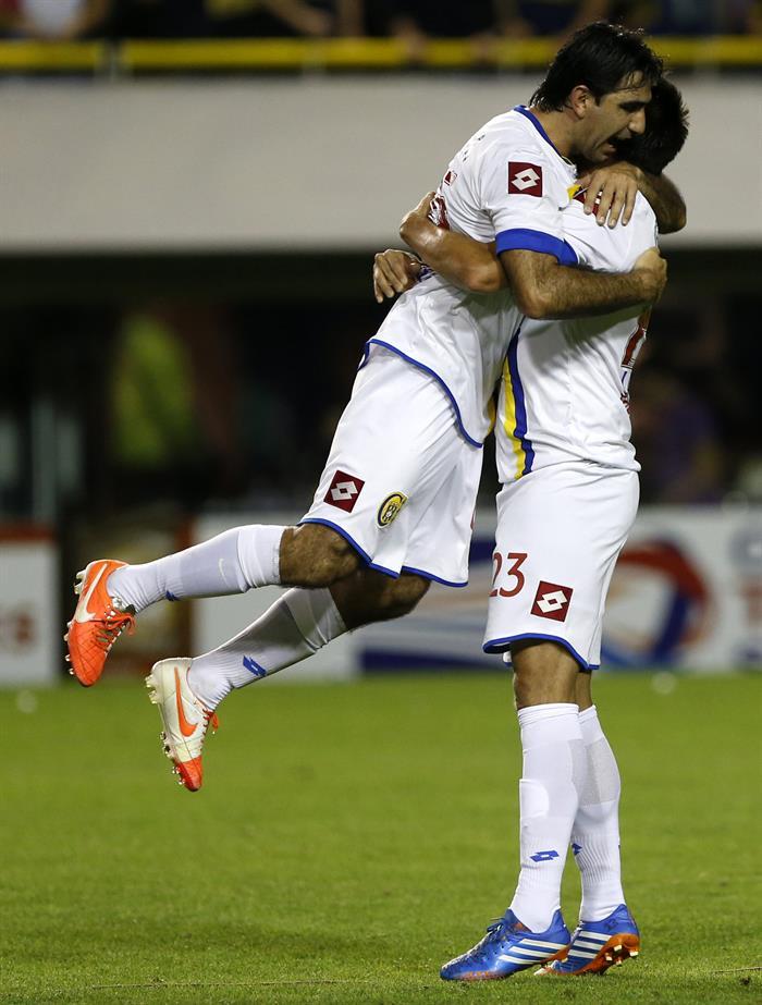 Las imágenes de la derrota de Boca ante Capiatá