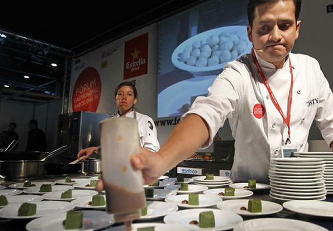 La nueva cocina mexicana reinventa el pasado prehispánico