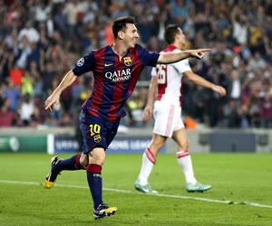Miguel Ángel Nadal: 'Messi es súper especial'