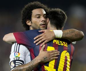 Messi busca superar el récord de Zarra ante su víctima favorita