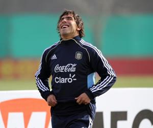 Tevez fue llamado para los amistosos