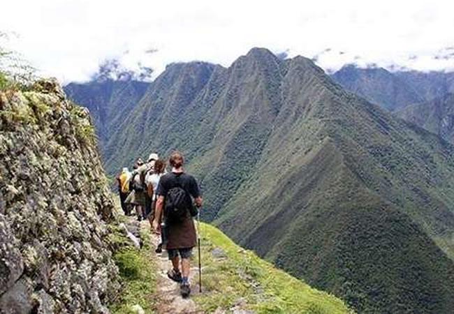 El gran camino inca, Qhapaq Ñan. Foto: EFE