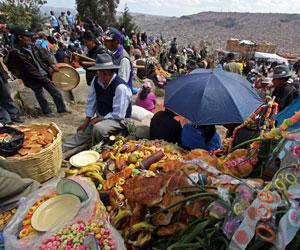 Todos los Santos, una celebración intercultural e incluyente