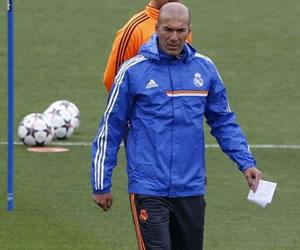TAD concede la suspensión cautelar de la sanción a Zidane
