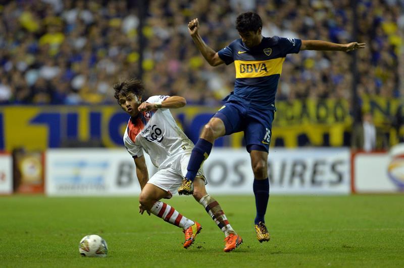 Imágenes de la victoria de Boca sobre Cerro Porteño