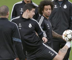Real Madrid a sellar su pase a octavos ante Liverpool