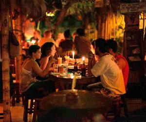 La principal actividad del turista interno es la degustación gastronómica