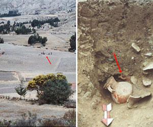 Achocalla guarda al menos 42 sitios arqueológicos casi inexplorados