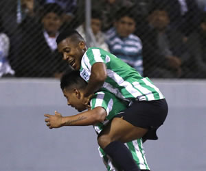 Nacional se clasificó a la semifinal de la Sudamericana