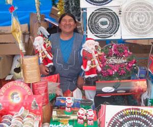Preferia navideña se abre el lunes en La Paz