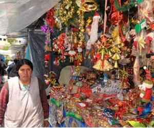 Feria Navideña en La Paz comenzará el 1 de diciembre