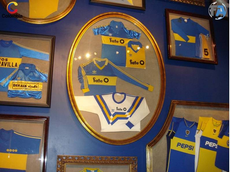 Recorrido por el museo de Boca en la antesala del clásico ante River