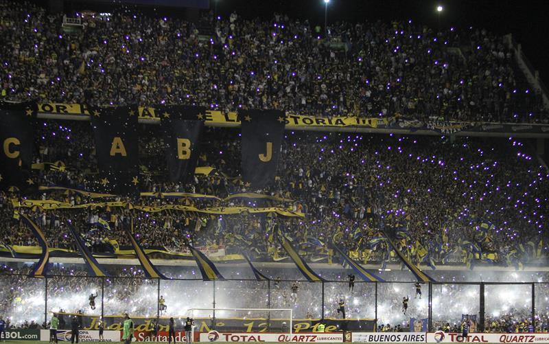 Boca-River, primera batalla del superclásico sin goles