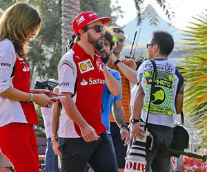 Fernando Alonso deja Ferrari y el alemán Sebastian Vettel ocupará su lugar