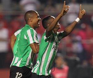 Galería del paso de Nacional a la final de la Sudamericana