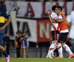 River gana el superclásico y disputará la final con Atlético Nacional