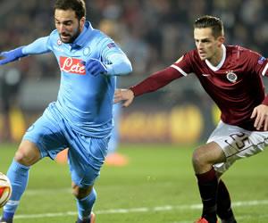 Everton, Nápoles, Tottenham, Feyenoord, Dinamo Kiev e Inter, clasificados