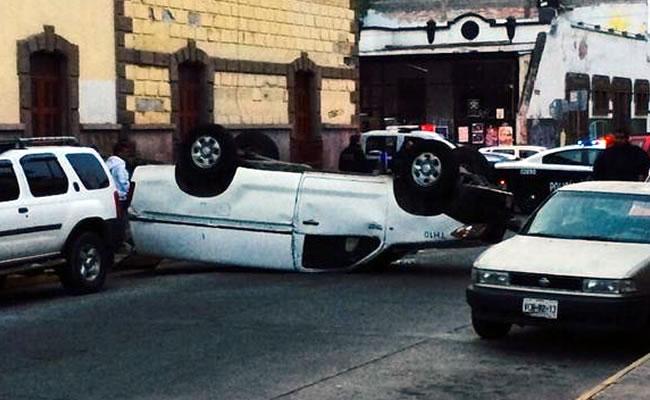 Seis personas muertas y nueve heridas en accidentes de tráfico en Bolivia. Foto: Twitter