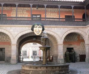 """""""La casa de la Moneda"""" atractivo turístico de Potosí"""