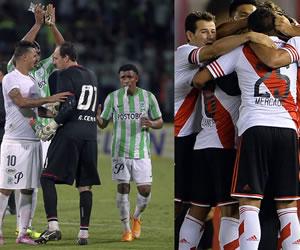 Nacional va por la ventaja en la final ante el River Plate de 'Teo' Gutiérrez