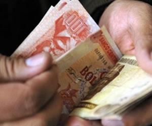 En Sucre comienza venta del bono 'BCB Navideño'