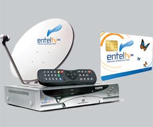 Por fin de año, Entel lanza paquete 'especial' de televisión satelital