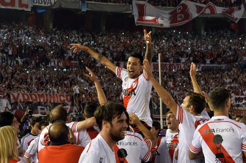 La final de la Sudamericana en imágenes