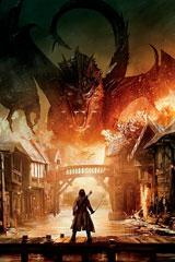 'El Hobbit' se acaba con una espectacular e interminable batalla