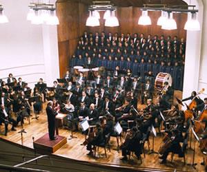 Orquesta Sinfónica Nacional presenta concierto de fin de año Navidad alrededor del Mundo