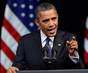 Obama cree que ciberataque de Corea del Norte es acto de vandalismo no de guerra
