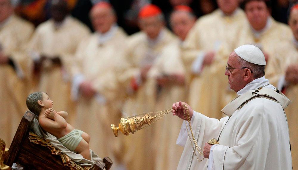 Papa Francisco pide ternura y humildad para afrontar la vida