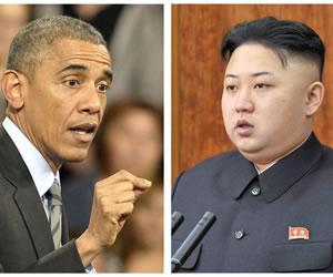 Obama responde con nuevas sanciones a Corea del Norte