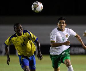 Ecuador golea a Bolivia en el Sudamericano Sub 20