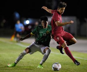 Bolivia eliminada del Sudamericano, tras caer ante Perú