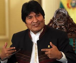 Morales espera que Obama devuelva Guantánamo a Cuba y levante el bloqueo