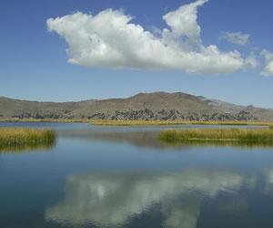 Humala anuncia $us 450 millones para descontaminar el Lago Titicaca