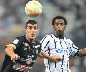 Once Caldas recibió un duro golpe de Corinthians