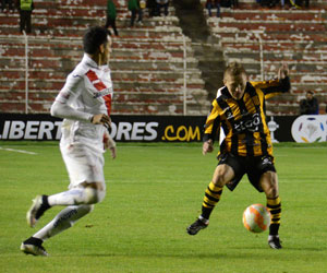 Libertadores: The Strongest clasifica