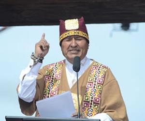 Morales asegura que el turismo creció en Bolivia 250% desde 2006