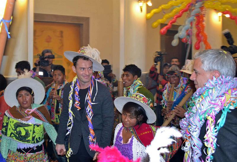Carnaval de Oruro 2015. Foto EFE