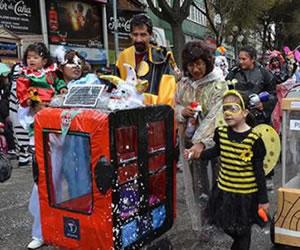 Entrada Jach'a Anata y corso infantil cerrarán Carnaval en Oruro