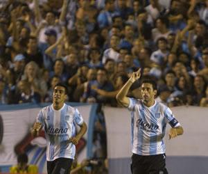 Racing vuelve a avasallar en la Libertadores