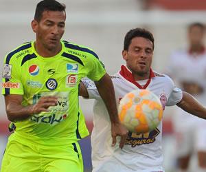 Huracán salva el empate ante un duro Mineiros