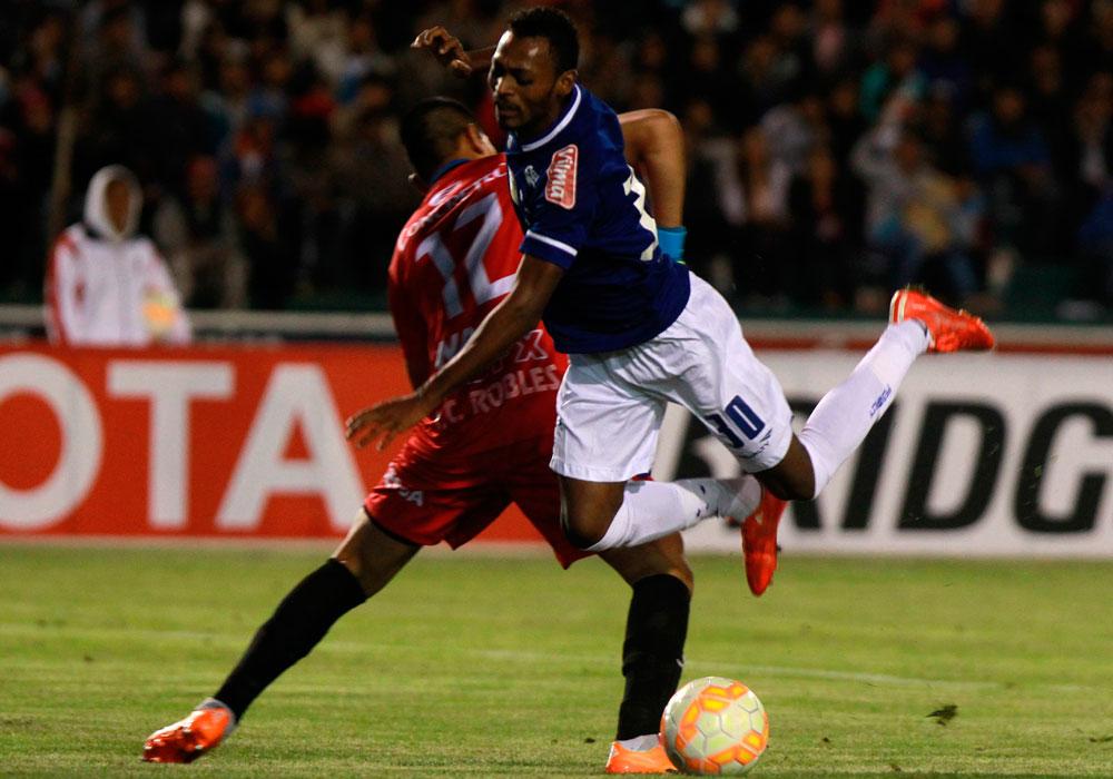 0-0. Debut sin emociones en la capital de Bolivia