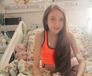 Una niña en Chile que pide que le apliquen la eutanasia